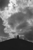 Glastonbury Tor thunderscape